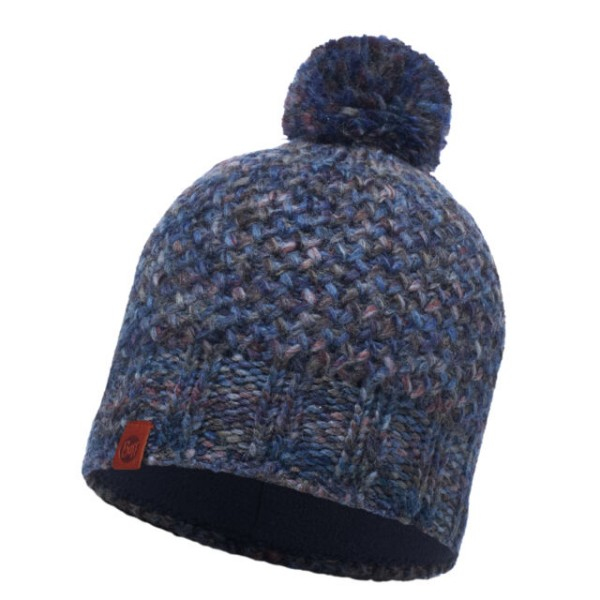 Zimska kapa BUFF KNITTED & POLAR HAT MARGO BLUE
